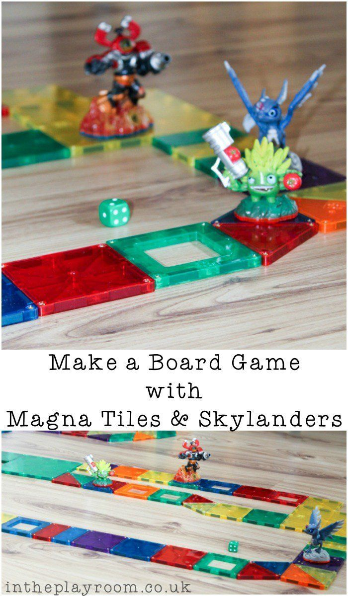 Make your own simple board game with