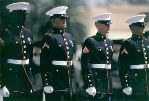 pictures of marines in dress blues | wrote marines dress blues top i