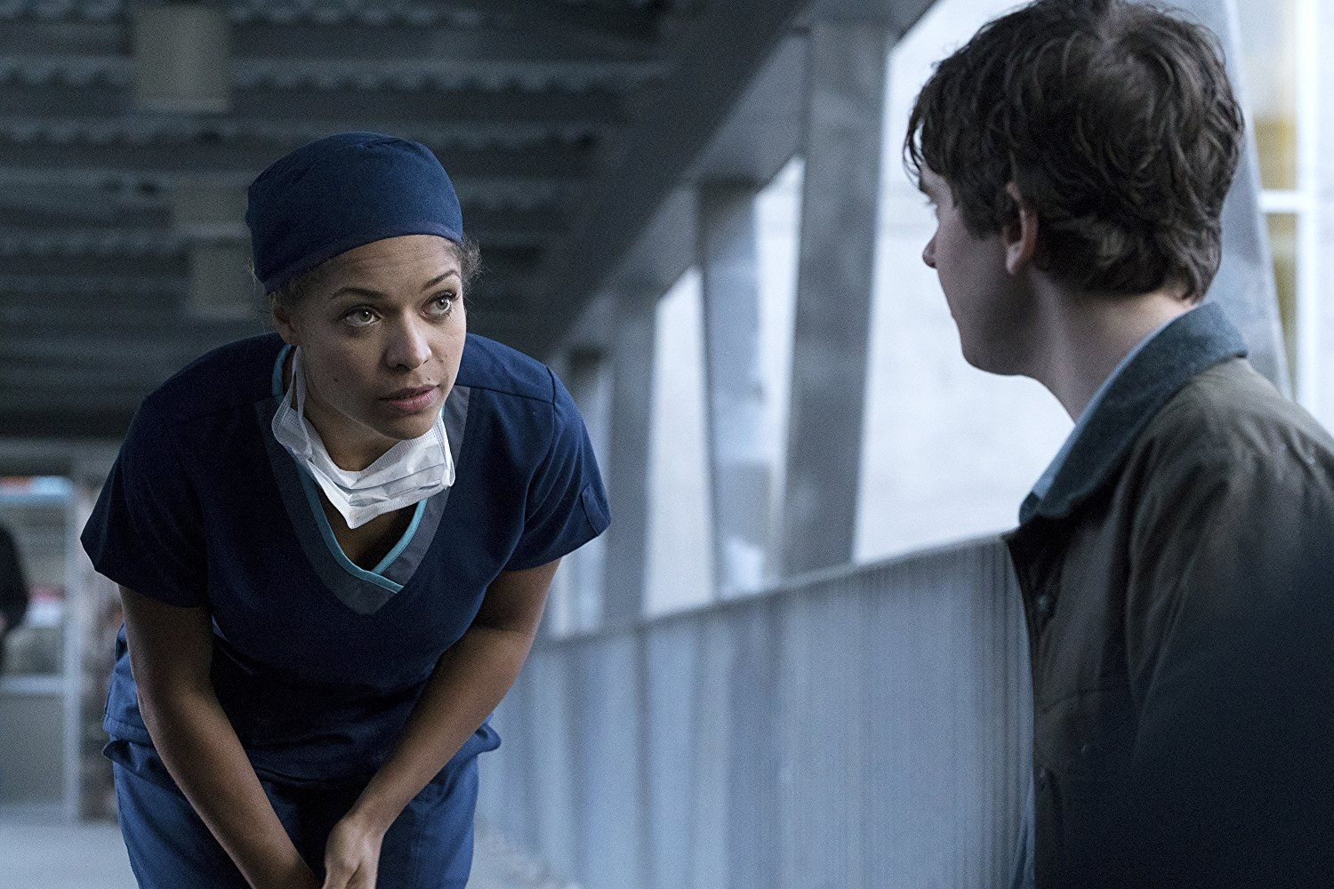 The Good Doctor Series Trailer Promos Featurettes Images And