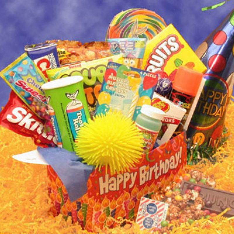 Deluxe Happy Birthday Care Package - 818017