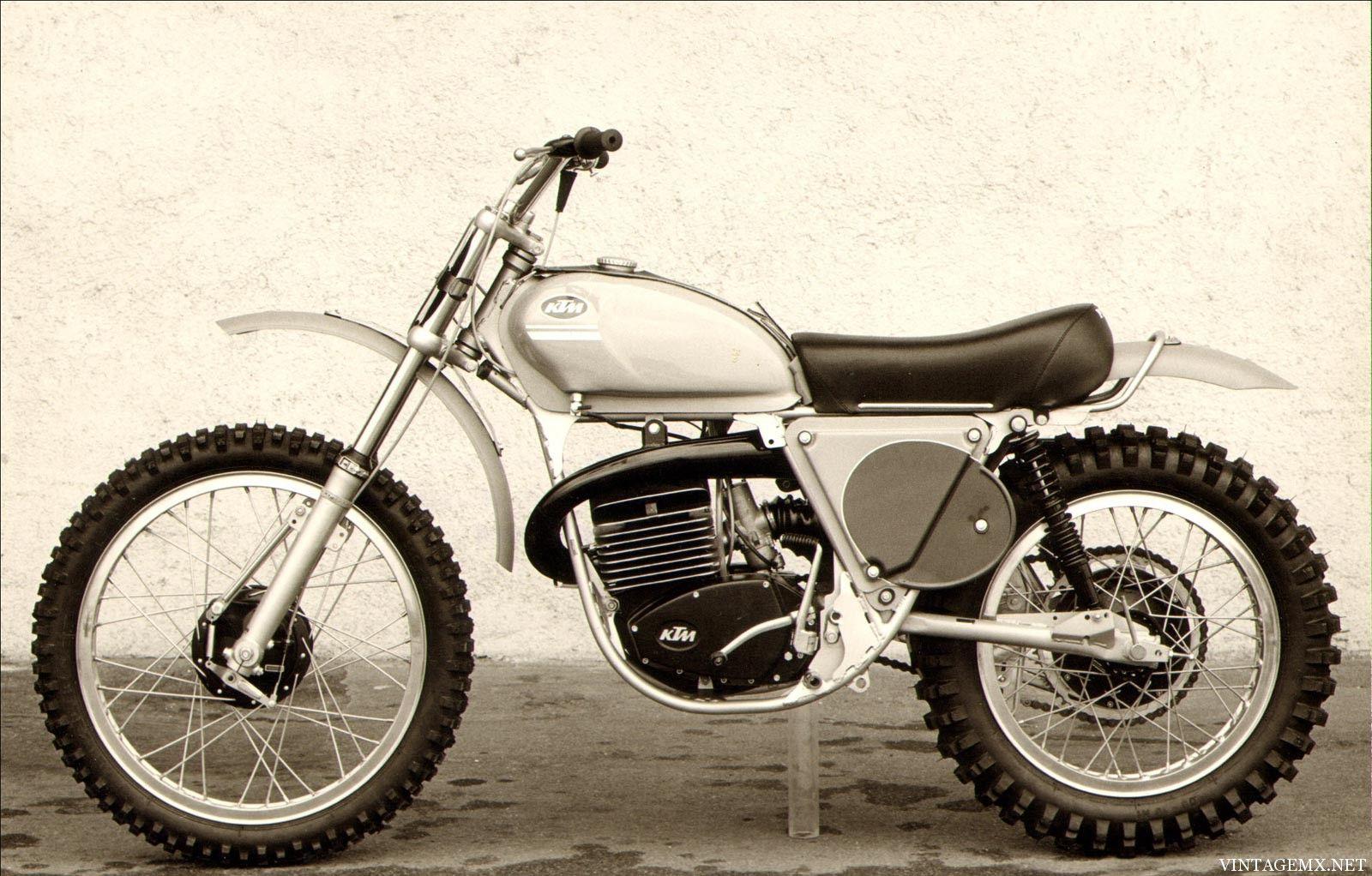 Vintage Ktm Motorcycles Ktm History Information Ktm Ktm 250 Tracker Motorcycle