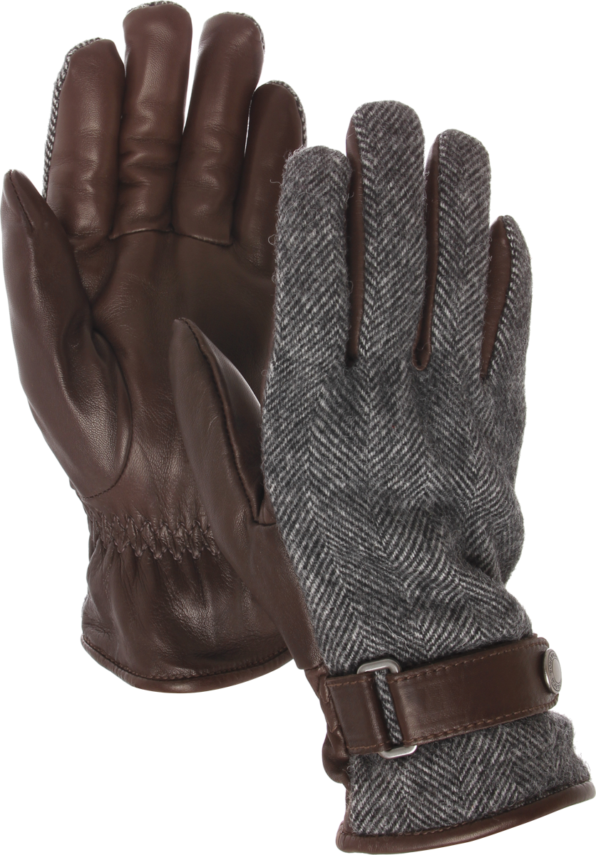 Mens gloves use iphone - Bench Loom Woolrich John Rich Bros Wool Leather Gentry Gloves For Men