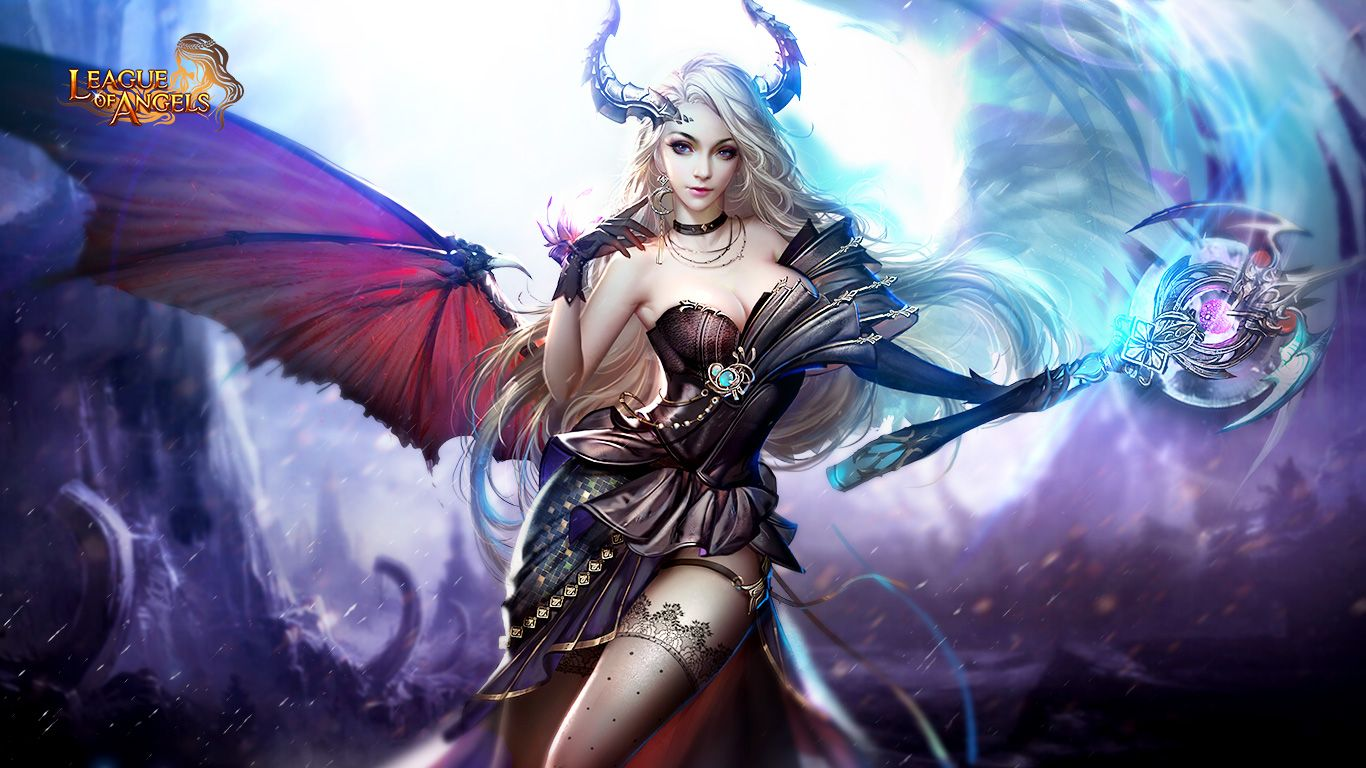 Fantastique League of Angels _ Best RPG Browser game _League of Angels BC-71