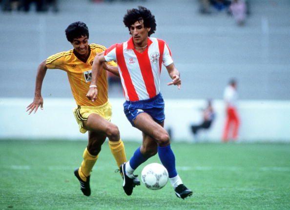Gr. B: Paraguay - Iraq 1:0