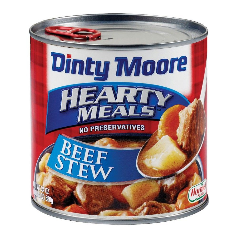 Dinty Moore Hearty Meals Beef Stew 20 Oz (With Images