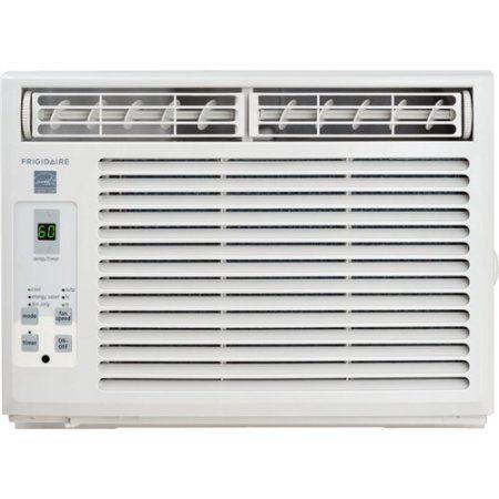 Frigidaire 5 000 Btu Window Air Conditioner With Remote 115v Ffre0533s1 Energy Star Qualified Window Air Conditioner Compact Air Conditioner Best Window Air Conditioner