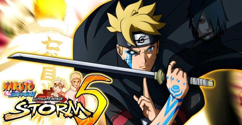 Telecharger Naruto Ultimate Ninja Storm 5 Ppsspp Jeux Naruto Jeux Psp Jeux