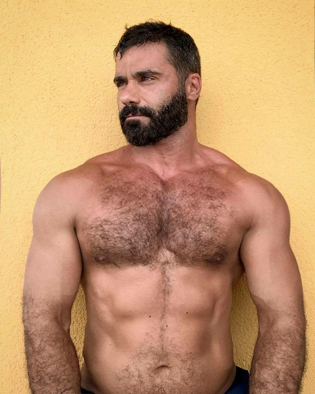 Italian hairy hunks