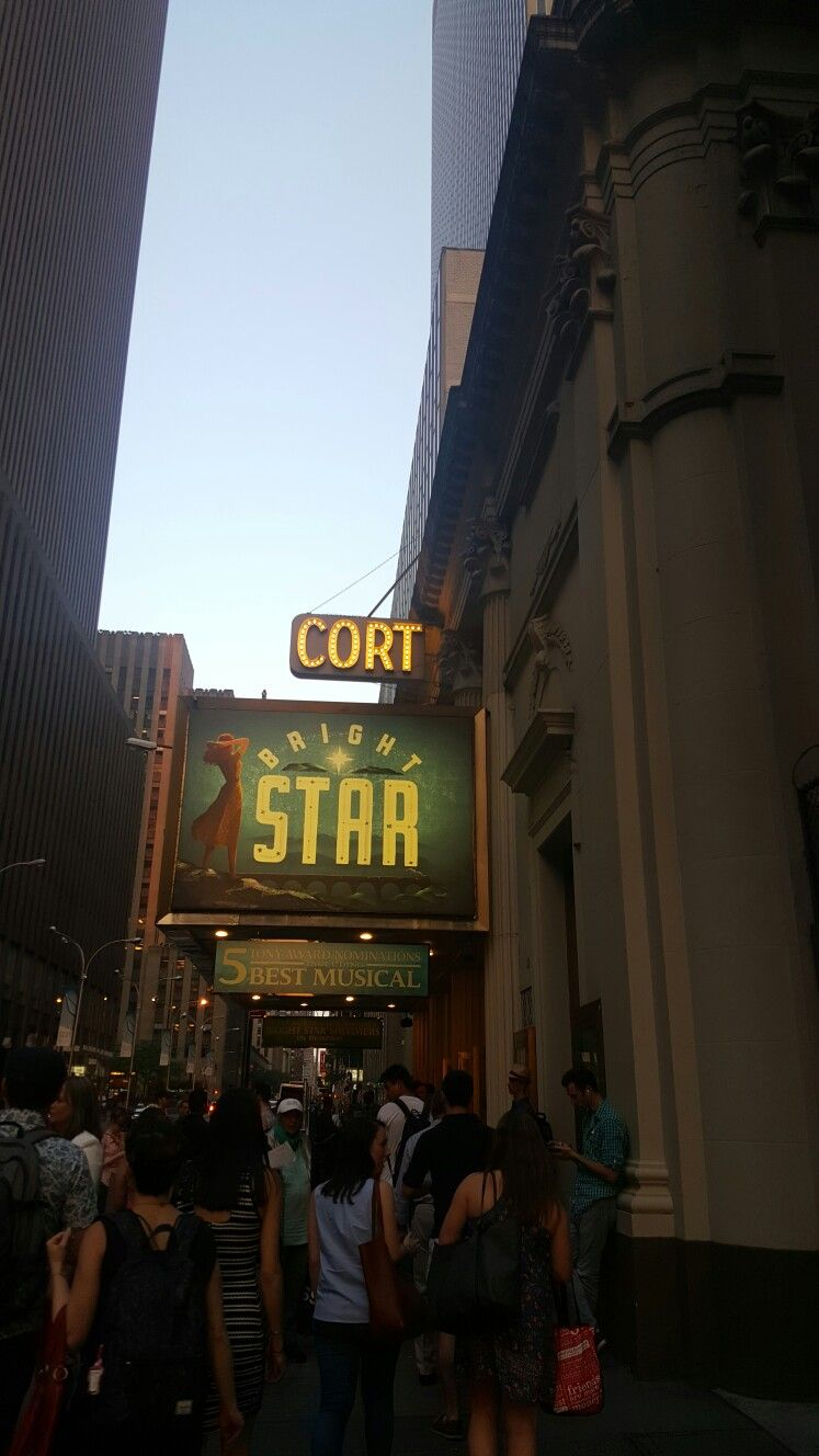 Cort theater nyc fifty states 50 states states