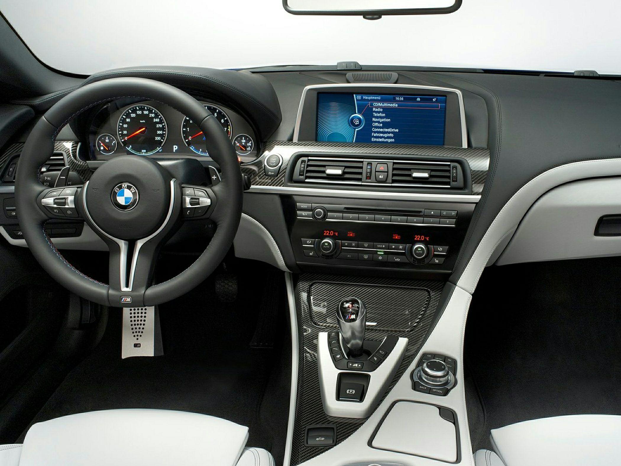 Love the new 2012 bmw interior