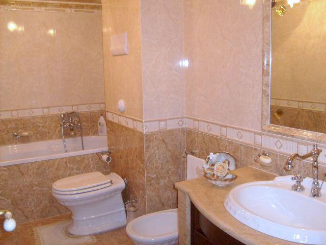 Bagni rustico arredare un bagno rustico ispirazioni e for Bisazza bathroom ideas