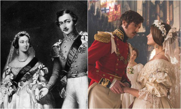 Real Royal Weddings: What Were Victoria And Albert's