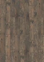 Trafficmaster Dark Grey Hickory Laminate Flooring From Home Depot