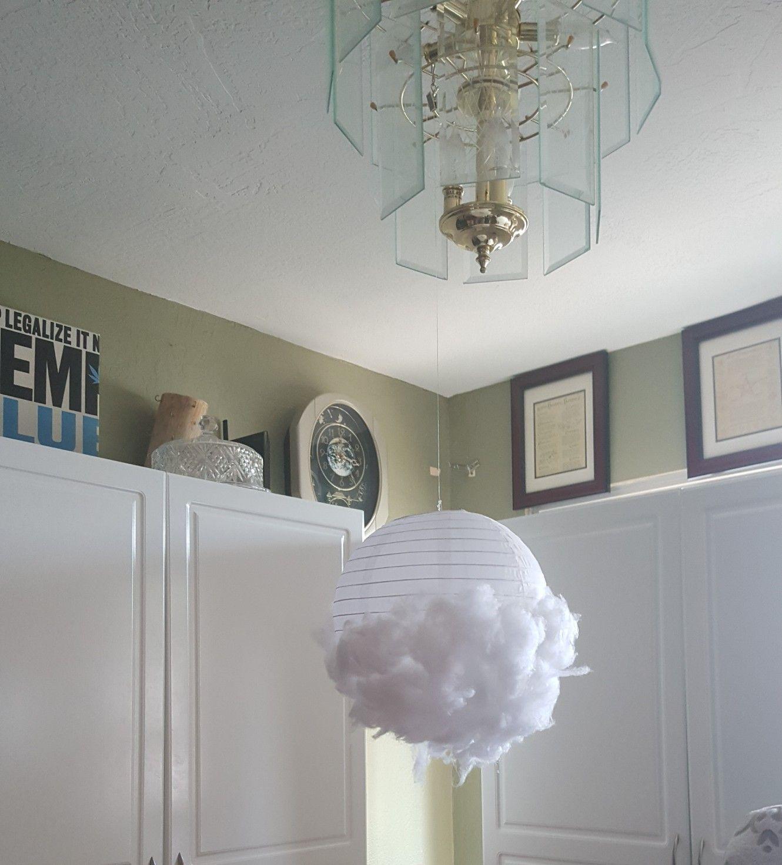 My first DIY cloud is off to a wonderful start. Diy