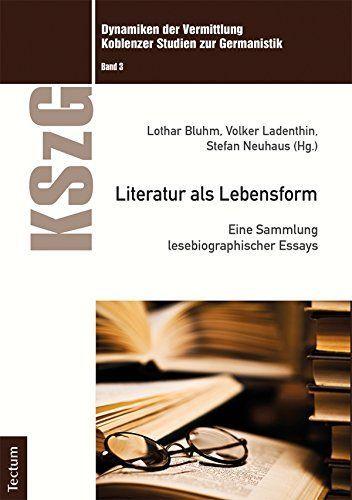 Literaturwissenschaft Studium