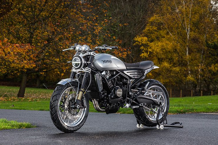 Top 10 2019 Cafe Racers Norton Atlas Nomad Norton Cafe Racer