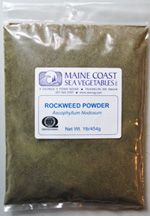 Rockweed Powder (Norwegian Kelp) by the pound