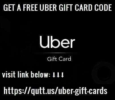 Generator No Survey or No Human Verification 2019  Uber Gift Card Generator Are you searching for free Uber Live codes Then you are in the right pla Uber Gift Cards Codes...