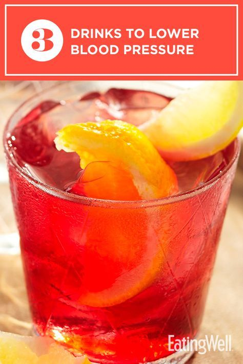 Three Drinks to Lower Blood Pressure images