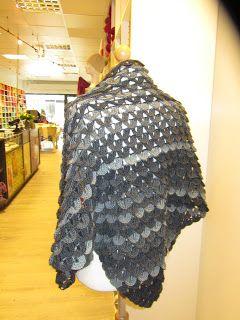 Havfrue sjal