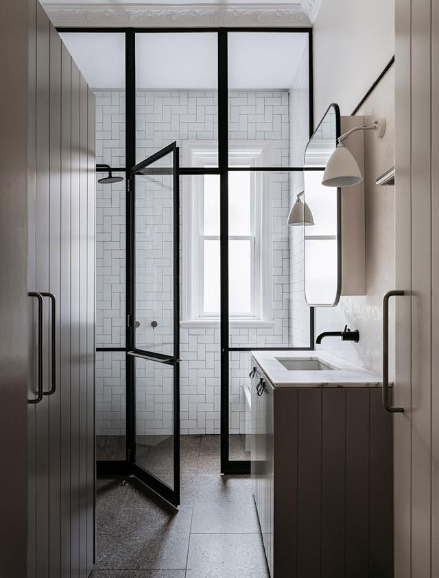 1478157493133_ArentPykeWilloughby-House01-of-04.jpg (640×844) Arent & Pyke bathroom. Bathroom Inspiration subway tiles