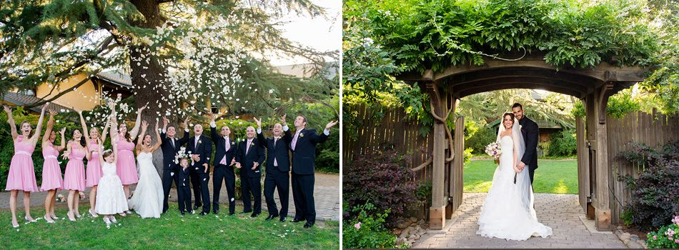 Wedding Garden Wine & Roses Wedding Garden Enjoy a