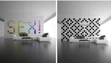 Interactive wall turn google search