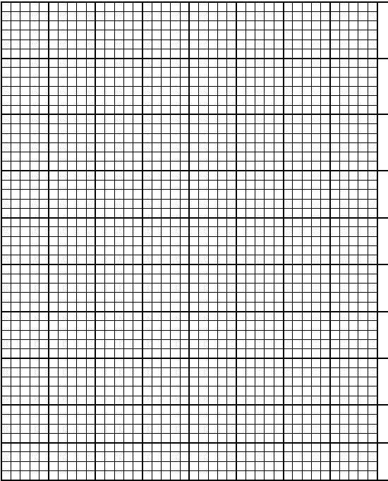grid 550 682 Cross bitching Pinterest – Cross Stitch Graph Paper