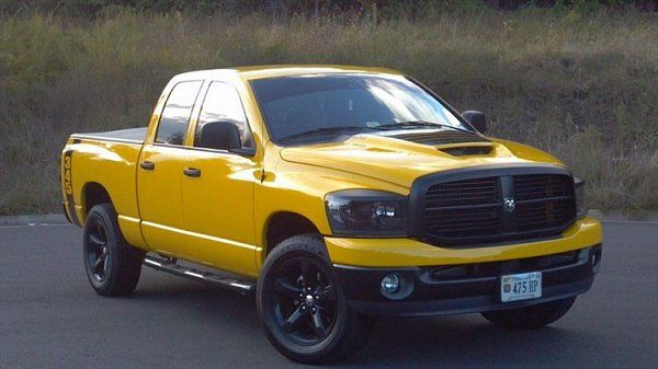 Modified Dodge Ram 1500 Quad Cab Slt Pickup 2007 Dream Cars