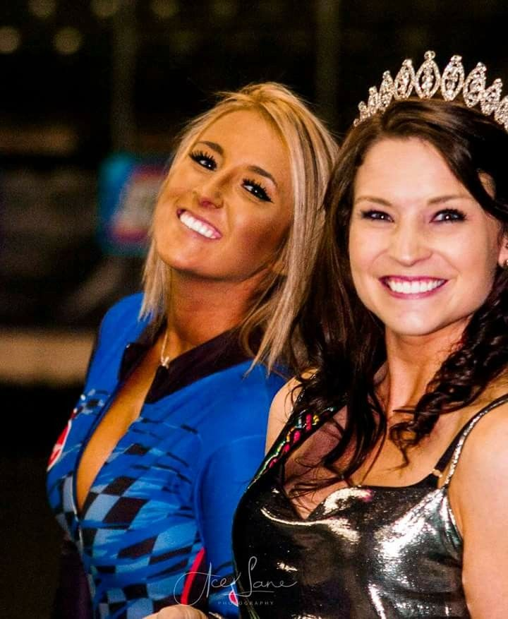 Miss VP Racing Fuels and Miss Motorsports | BUGs & Trophy