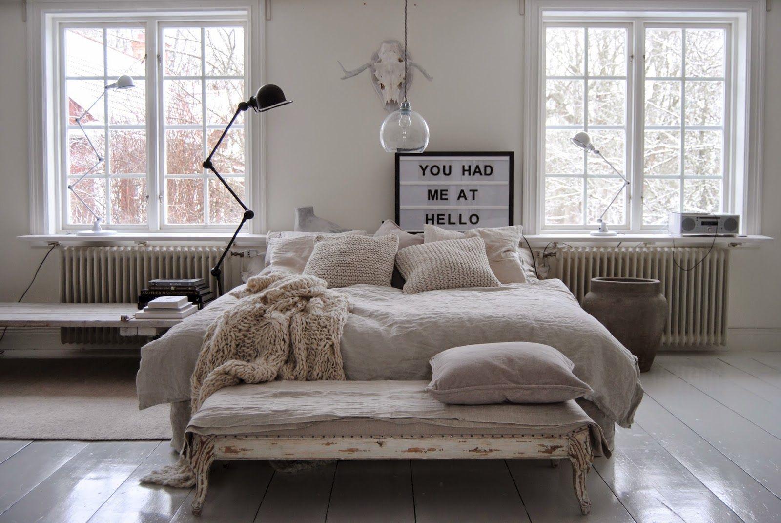 Stay in bed (B I S K O P S G Å R D E N) Kodin sisustus