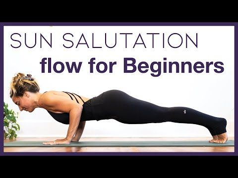 welcome to a 30 min sun salutation flow for yoga beginners