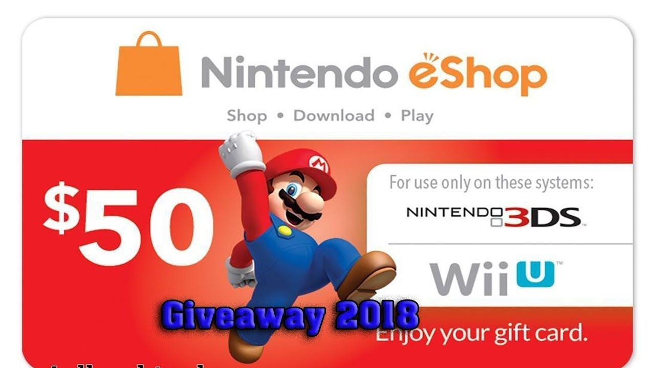 Free nintendo eshop  a426481eb92