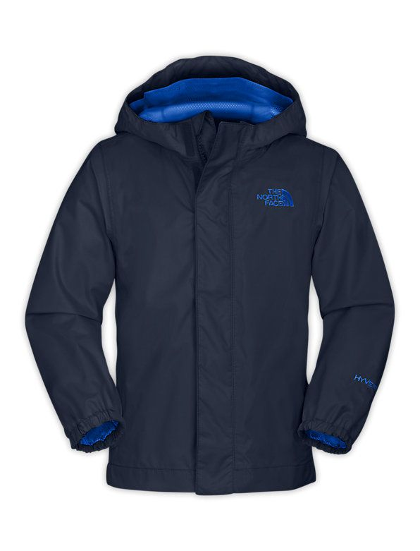 3e16a7005 The North Face TODDLER BOYS TAILOUT RAIN JACKET $50 | Wanted ...