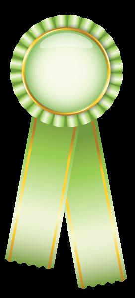 Rosette Ribbon Green Png Clipart Picture Clip Art Free Clip Art Digital Graphics Art