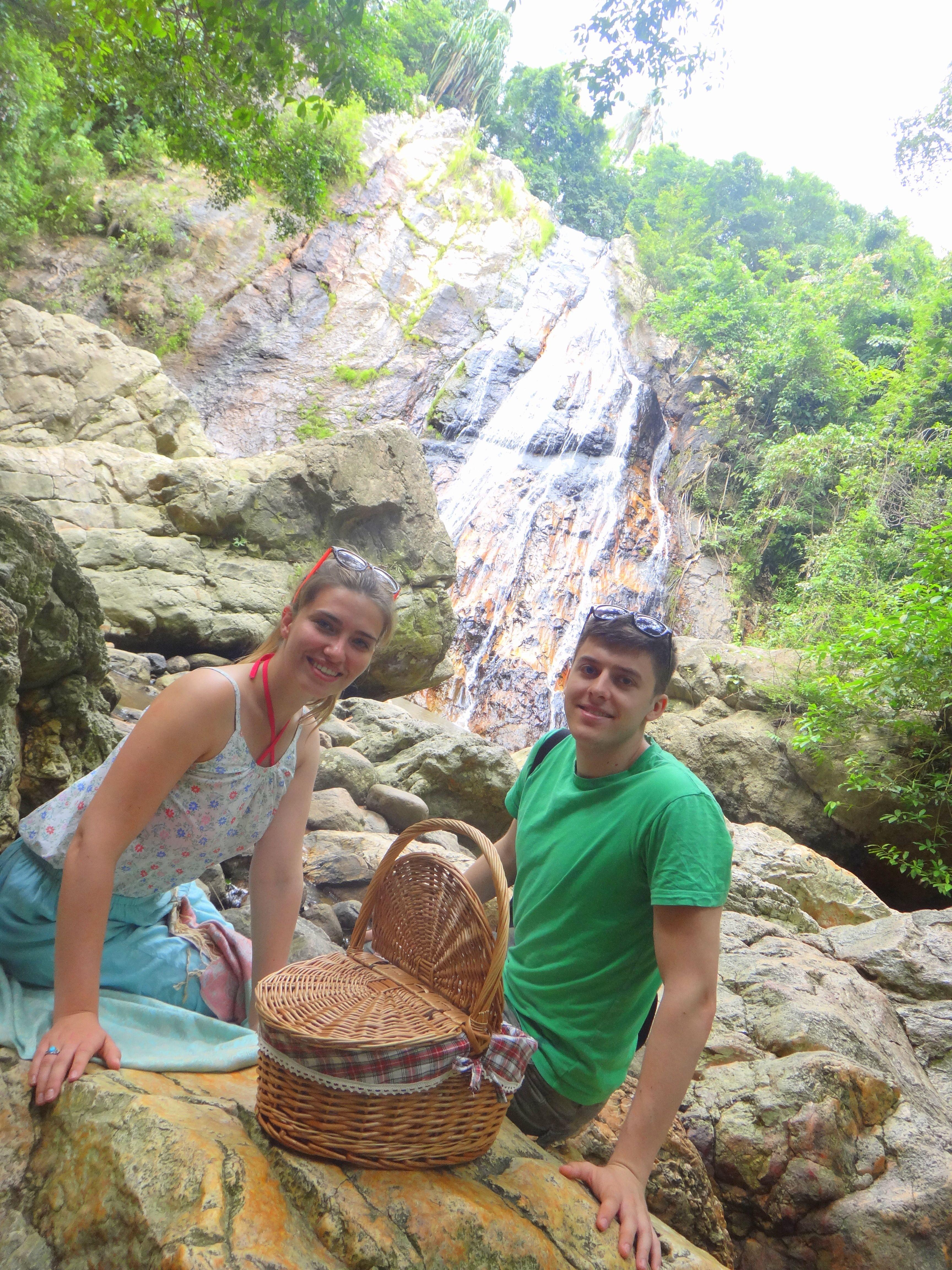 Waterfall II Koh Samui, Thailand