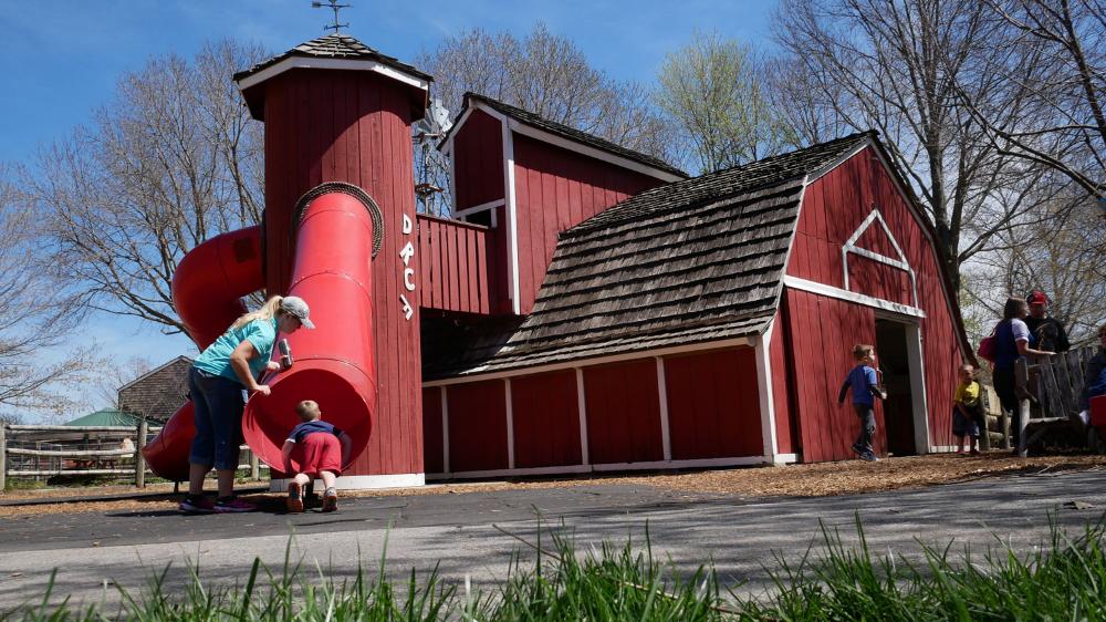 Deanna Rose Children S Farmstead City Of Overland Park Kansas Overland Park Kansas Overland Park Farm Tour