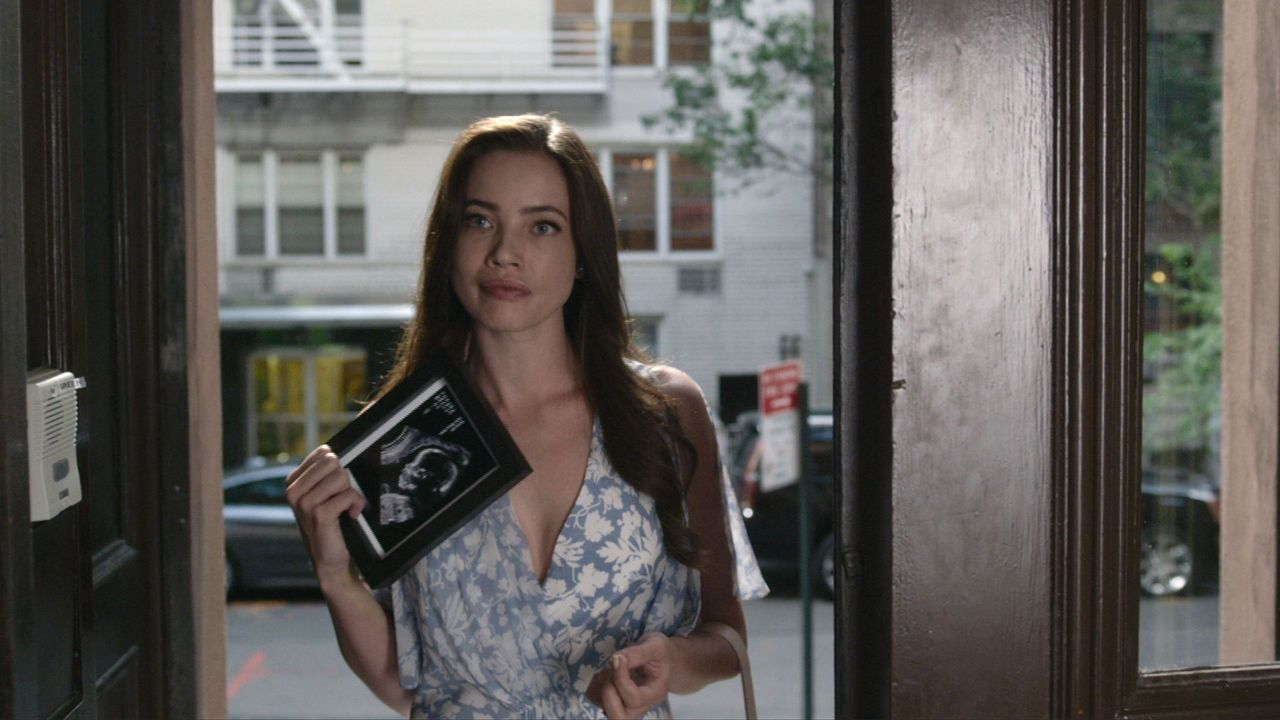 "Joanna Wellick (Stephanie Corneliussen) in the season two finale of Mr. Robot, ""eps2.9_pyth0n-pt2.p7z."""