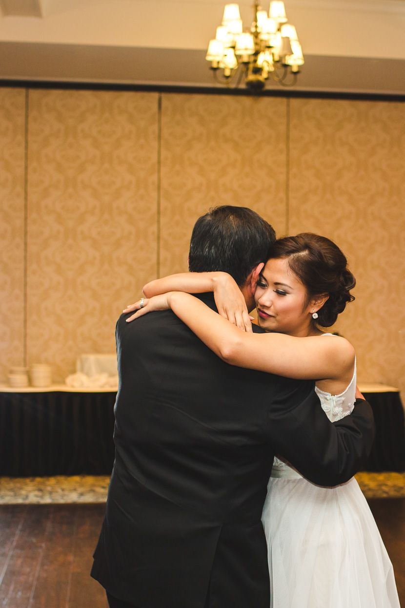 Father Daughter Dance At Wedding Reception Photo By Lara Eichhorn Photography