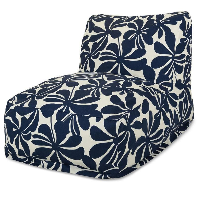 Fine Majestic Home Goods 85907220318 Navy Blue Plantation Bean Machost Co Dining Chair Design Ideas Machostcouk