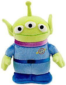 Disney Pixar Toy Story Exclusive 8 Inch Mini Plush Figure Little Green Alien by Disney. $9.75. Let our soft-stuffed Little Green Alien Plush Mini Bean Bag Toy invade your heart. This tiny Toy Story traveller from outer space has come to conquer the playroom!