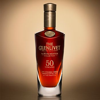 50 Year Old Whiskey >> Glenlivet Expands 50 Year Old Whisky Range Water Of Life