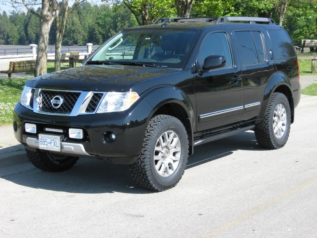 100 Pathfinder Nissan 2008 Nissan Pathfinder 2010