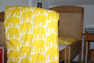Auringon talo: Nostalgiset norsut