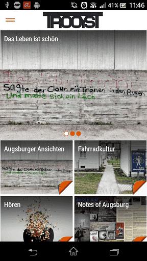 Blog für Augsburg, Street Art & Fahrradkultur  http://Mobogenie.com