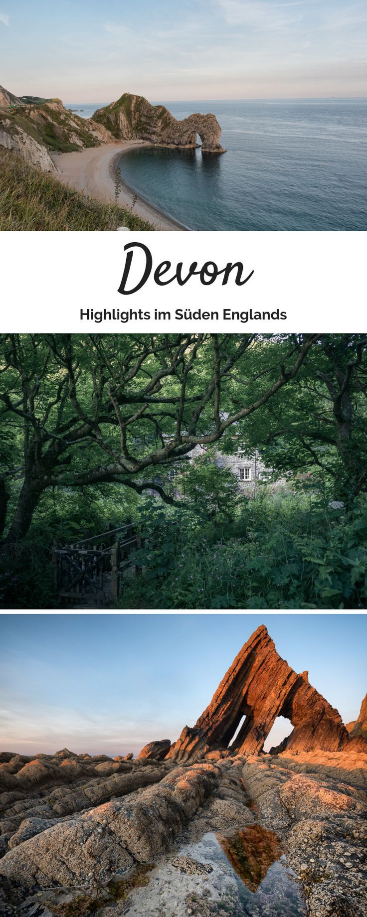 ¡Cómo el sur de Inglaterra simplemente es genial! Lo más destacado de mi mini viaje por carretera a través de Devon – Travel Blog Travelography