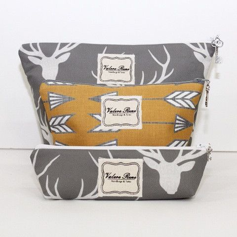 Geeky Stag and Arrow for $60 on www.vrhandbags.com