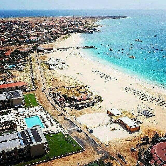 Cape Verde Sal Island Santa Maria