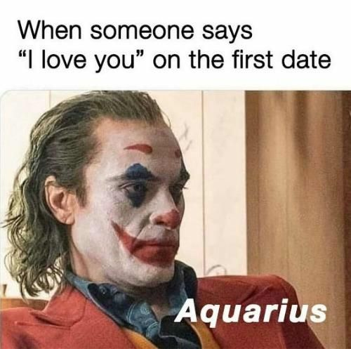 50 Best Aquarius Memes That Describe This Zodiac Sign   YourTango