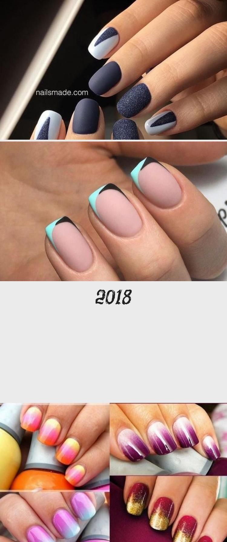 Photo of Manicure 2018: fashion trends for short nails – Nail